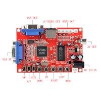 arcades definition - VGA To RGBS CGA AV S High Definition Game Converter Arcade MAME Multicade D5301A