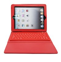 Wholesale 2015 New Bluetooth Keyboard Case IPAD2 apple ipad tablet computer keyboard holster manufacturers Special