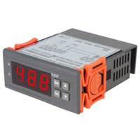 air thermometer - AC V Digital LCD Air Humidity Controller Measuring Range with Sensor INS_115