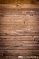 baby photo art - Deep brown wood floor photography backdrops Photo studio newborn baby backgrounds Art fabric props D