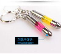 bullet keychain - 500pc car anti static anti static keychain keychain bullet speed dispel electrostatic AM03