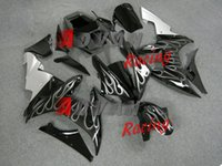 fairing r1 - NEW high quality Injection fairings gift Black Injection Fairings Plastic Bodywork kit Yamaha YZF R1