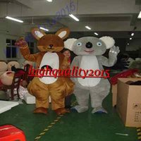 best koala costumes - koala kangaroo cartoon mascot costume Christmas for Party High Quality Best Price