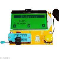 Wholesale Diode Triode Capacitance ESR Meter MOS PNP NPN LCR Transistor Tester LCD Display