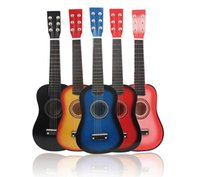 Wholesale Small guitar inch inch inch guitar musical instrument toys