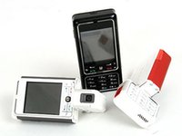 Wholesale 1pcs black silver green pink Original Unlocked GMS English Mobile Phone English In Stock Refurbished Cell Phones