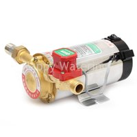 automatic booster pump - Household Automatic Pressure Booster Pump W Gas Water Heater Solar Water Pressure Pump with Outlet