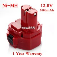 Wholesale CE Testified V mAh NI MH Replacement Battery for Makita D DWD