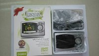 Wholesale Factory price islamic mp4 digital quran player with multi language translations download mp3 songs