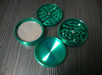 El más nuevo! molinillo de hierbas tamaño amoladora fumar amoladora CNC dientes cnc moledora de metal tabaco 55mm 4 piezas de la mezcla diseña el envío libre