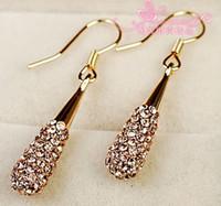 Wholesale diamond lady s earings mm nnsssp