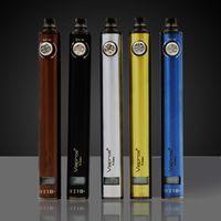 Cheap hot ! Vision 3 III Vapros E-gear Battery Variable Voltage 3.0-5.0V 1300mAh E Cig E Cigarette Vision 3 for CE4 MT3 Protank
