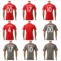 Wholesale best thai quality Toronto fc jersey BRADLEY ALTIDORE GIOVINCO Toronto soccer jersey Shirts