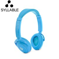 syllable wireless bluetooth headphones - Syllable G01 Wireless Bluetooth Headphone Stereo Music Headset Noise cancelling headphone For Computer Moblie Phone