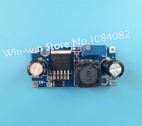 Wholesale LM2596S LM2596 LM2596 ADJ DC DC Step down module V V V adjustable Voltage regulator A