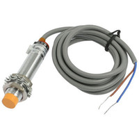 analog proximity sensor - 4mm NO Cylindrical Inductive Proximity Sensor Switch DC Wire V mA order lt no track