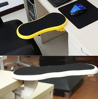 Wholesale LJJD3500 Keerqi Computer Arm Rest Chair Desk Armrest Mouse Pad Support Computer Arm Support Rest Chair desk Armrest Mouse Pad