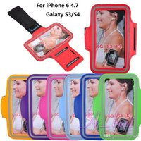 run - For iPhone S3 S4 Sports Gym Running Armband Case Arm Belt Pouch For iPhone6 G Samsung S3 S4