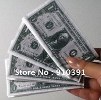 Wholesale Eco friendly USD napkin paper handkerchief Dollar facial tissue Olympic Games tissue for restaurant paper towel