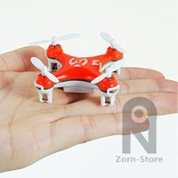 Wholesale Zorn toys Store Bessky Cheerson CX Mini G CH LED RC Quadcopter Remote control aircraft Helicopter Aviation model toys Samples Retail