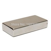 Wholesale Neodymium Block Magnet X X mm N52 Very Powerful NEO Magnets DIY MRO Cuboid Magnet Block Rare Earth