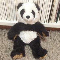 build a bear - US exports simulation Build A Bear Panda doll pillow cushions plush toy doll birthday