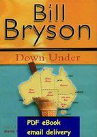 Wholesale Bill Bryson Down Under