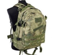 Wholesale Airsoft Day Tactical Molle Camel Pack Assault Backpack Hunting Bag A TACS FG