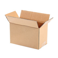 Wholesale Fashion x95x115mm Cardboard Packing Mailing Shipping Box Corrugated Box