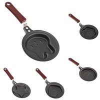 Wholesale Healthy Nonstick Stainless Steel Frying Pan Eco Fry Pan Skillet Freeshipping amp