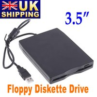Wholesale UK Stock To UK Brand New USB External MB quot Floppy Disk Drive UPS