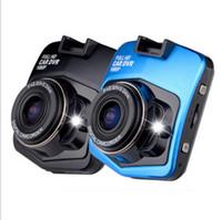 Nuevo mini dvr de la cámara del dvr del coche auto del registrador del estacionamiento del hd 1080p registrador video camara de la visión nocturna cámara negra de la rociada