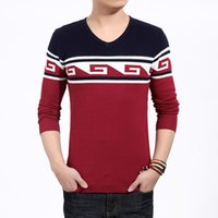 big and tall sweaters - autumn mens sweaters blusas masculina pullover men knitwear thin style M XL XL plus size sweaters for mens big and tall