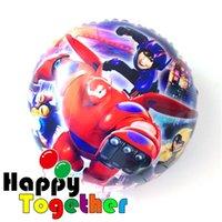 aluminium foil manufacturers - 50 New Product Round Shape Cartoon Foil Helium balloon manufacturer Decoration Party Christmas