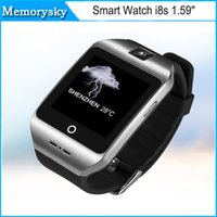 android weather forecast - i8s Bluetooth Smart Watch quot MTK2502 with Compass weather forecast support SIM TF Card for ios android Smartphone Watch in stock
