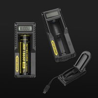 Wholesale NITECORE UM10 Digicharger LCD Display Battery Charger Universal Nitecore Charger with retail box waitingyou