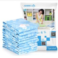 Wholesale Multi fuction Vacuum Compressed Bags Wire Organizer Quilt Cloth Bags With Manual Pump sets