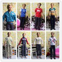 barbie doll clothes - sets clothing set for barbie Ken clothes for boyfriend barbie doll