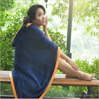 color tv - 2015 winter color thicken blanket lazy carpet blanket TV Computer blankets sofa blanket family night Pajamas Robe home bedding TOPB3504
