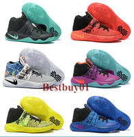 green army men - 12Color Kyrie Irving Men Basketball Shoes Kyrie Bright Crimson Tie Dye BHM All Star Mens Basketball Sneakers Athletic Shoes Size