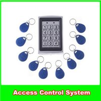 best access doors - Best Quality Networking Entry Door Access Control System with key fobs
