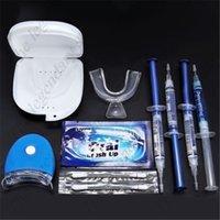 Cheap Professional White Teeth Gel Tooth Whitening Set Peroxide Bleaching Kit Whitener New
