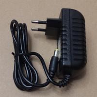 Wholesale 12V Power Source EU Plug Power Adaptor DC12V A AC100 V Input Hz Power Supply DC12V mA for CCTV Camera Recorder Power Adapter