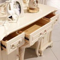 bedroom furniture manufacturer - Pafeiya combination of French furniture Dresser mirror bedroom furniture furniture manufacturers A821