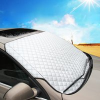 auto shade - New Design Car Window Sunshade Auto Window Sunshade Covers Car Sun Reflective Shade Windshield For SUV And Ordinary Car