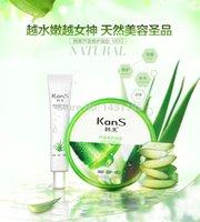 aloe shop - Kans aloe vera gel perfection hydrating whitening mask cream quality goods To acne removing sunburnt repair shop