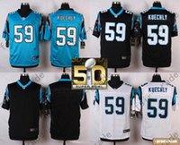 blank football jerseys - factory outlet carolina pants luke kuechly men womens kids blank white blue black with super bowl patch jerseys