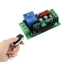 Wholesale 220V Learning Code Wireless Remote Control Multifunctional Relay Module Remote Controller F4332