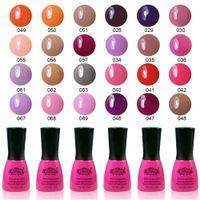 shellac nail polish - Freeshipping High Quality Gel Nail Polish Fashion Colors Shellac for Your Choose Long Lasting LED UV Gel Varnish
