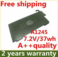 Wholesale NEW Special Price New WH Laptop Battery For Apple MacBook Air inch series Replace A1245 Battery